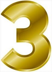 3 is a Perfect Number
