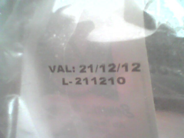 2012 Validation Date